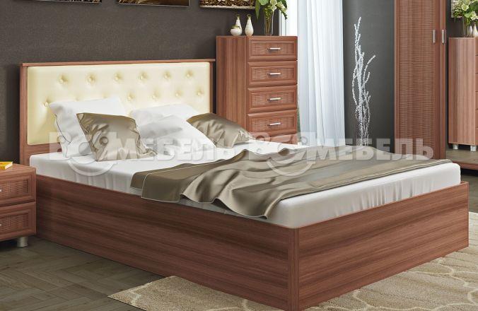 Кровать Инесса с подъемным механизмом 1,6 м