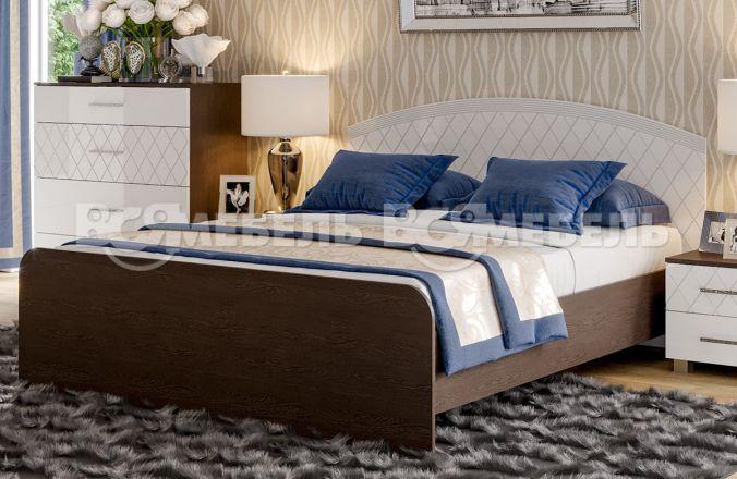 Кровать без подъемного механизма