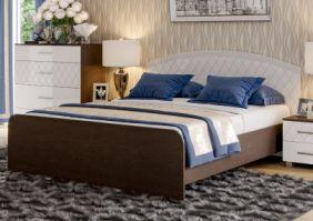 Кровать с подъемным механизмом (МЛ 18) 1,6 м