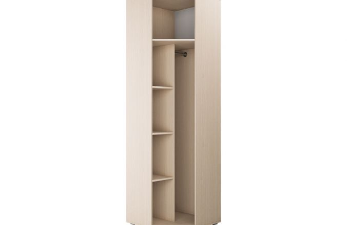 Шкаф угловой (ДР), с наполнением