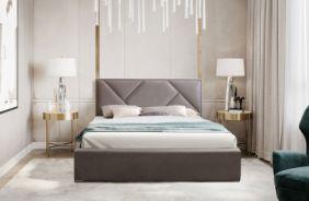 Кровать без подъемного механизма 140х200 Ева