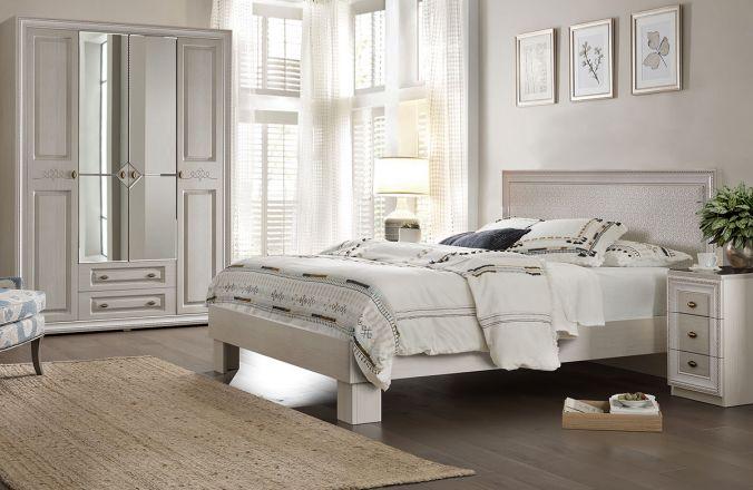 Кровать 1,8 м  с ортопедическим основанием