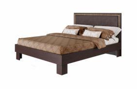 Кровать 1,6 м с ортопедическим основанием
