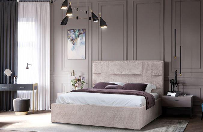 Купить кровать без подъемного механизма Лаура