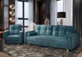 Прямой диван ППУ