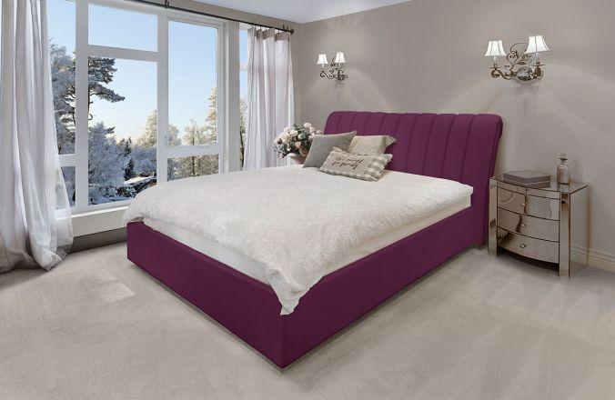 Подъемная кровать Джулия 2. Ткань: Velutto 15
