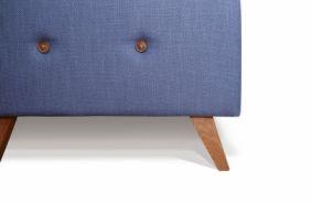 Кровать Марго 0,9 м