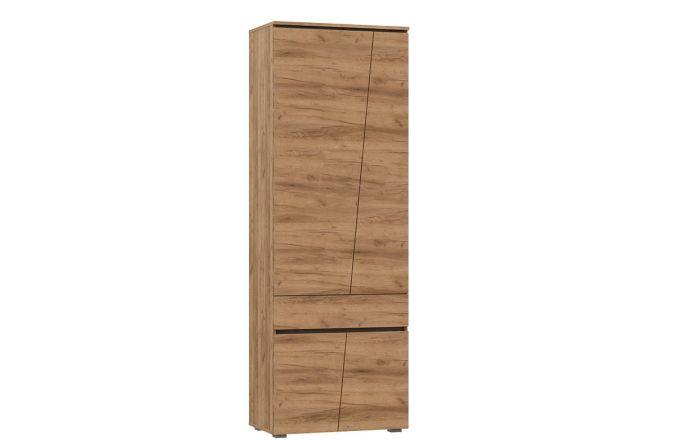 Шкаф высокий Соренто закрытый