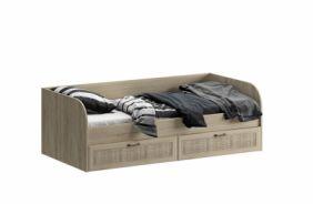 Кровать 0,9 (ДН-35)