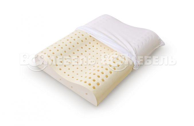 Подушка из натурального латекса ЛЭ-01