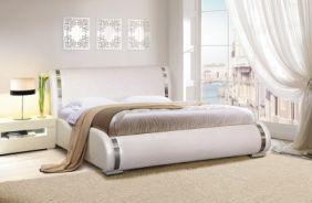 Кровать СТЕЛЛА, Цвет: Sontex Beige (Бежевый)