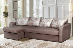 Угловой диван–еврокнижка Домино