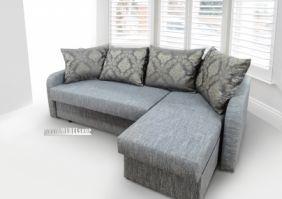 Угловой диван–еврокнижка