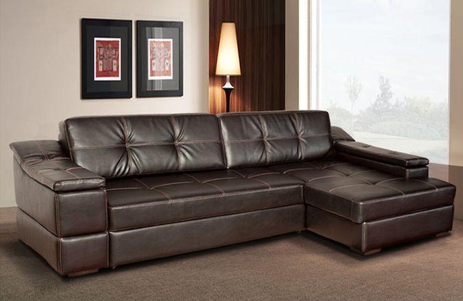 Большой угловой диван Премьер