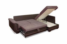 Угловой диван Триумф. Ящик для белья