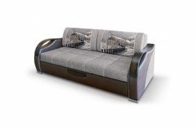 Прямой выкатной диван Диор Люкс. Grafit