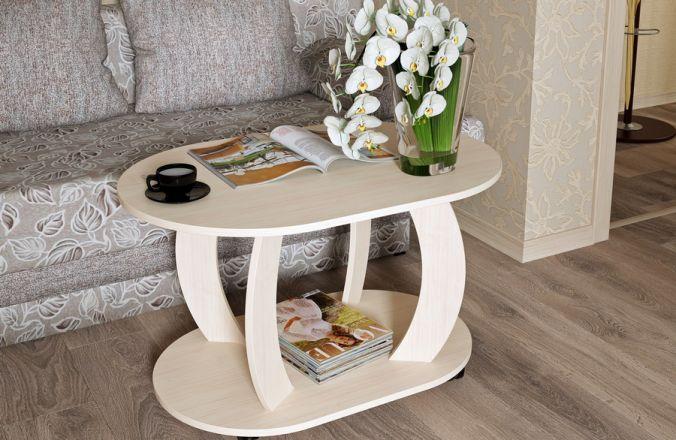 Журнальные столы на колесиках недорого купить в магазине ВСЯМЕБЕЛЬ