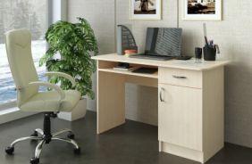 Белые письменные столы в Пензе в магазине от производителя