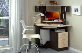 Стол компьютерный КС-29