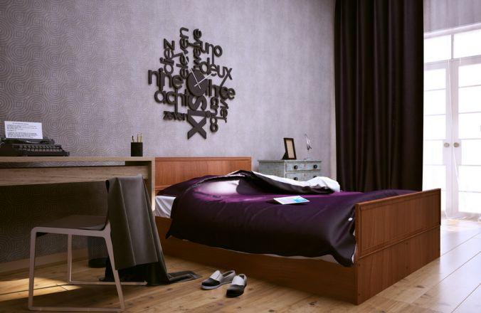 Кровать со штапиком