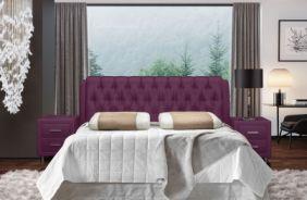 Кровать Клеопатра. Ткань Velutto 15