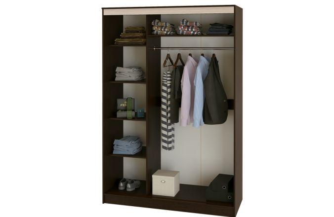 Шкафы- купе для одежды в Пензе, купить шкаф- купе для одежды недорого от производителя в магазине ВСЯМЕБЕЛЬ